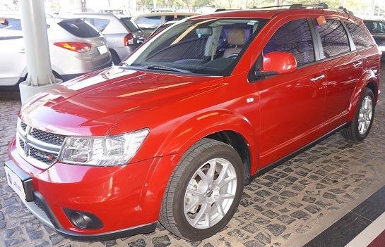 Journey 3.6 Rt V6 Gasolina 4p Automático