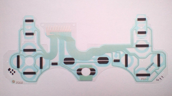 Película Condutiva Placa Controle Ps3 Playstation 3