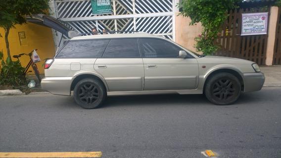 Subaru Outback 2001, 2.5 Automático. Com Super Som. R$13.000