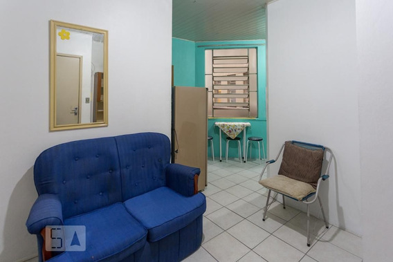 Apartamento No 2º Andar Mobiliado Com 1 Dormitório - Id: 892945854 - 245854