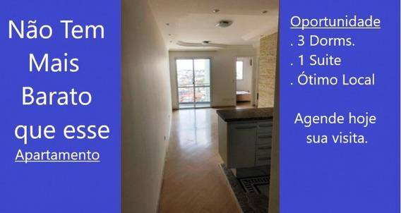 Apartamento À Venda Na Vila Mangalot - 9880
