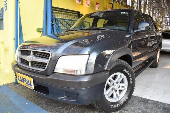 S10 2.4 Mpfi Advantage 4x2 Cd 8v Gasolina 4p Manual