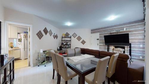 Imagem 1 de 19 de Amplo Apartamento De 3 Dormitórios Em Condomínio No Bosque Da Saúde - Ap393239v