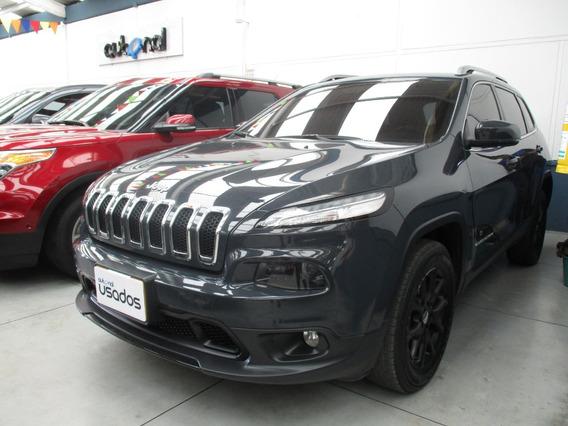 Jeep Cherokee Longitude Plus 3.2 4x4 Aut 5p Efp460