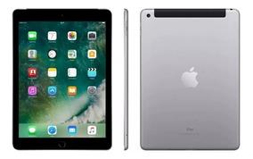 iPad Wi-fi + Cellular Cinza Espacial Semi Novo/não Vibra
