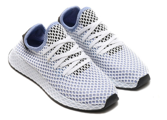 Tenis adidas Deerupt Runner W Originals Casual Cq2912