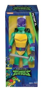 Muñecos Tortugas Ninja Mutant Xl 27cm Original Mundo Manias