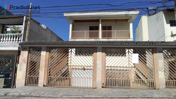Sobrado Com 3 Dormitórios À Venda, 269 M² Por R$ 77.040.000,00 - Vila Constança - São Paulo/sp - So0908