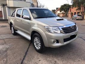 Toyota Hilux Sr Equipada Srv 2014 4x4
