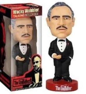 Godfather Funko Wacky Wobbler