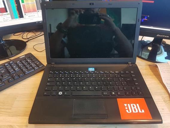 Notebook Cce I7 2.20ghz, 8gb De Ram