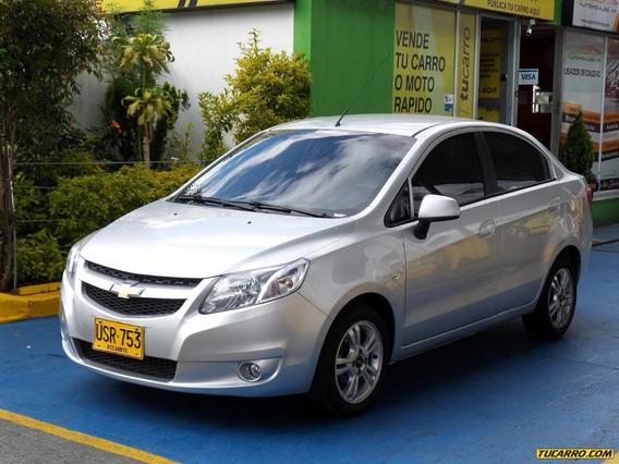 Chevrolet Sail Ltz 1.4cc