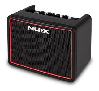 Amplificador Portatil Nux Nga-3 Mighty Lite Bt - Oddity