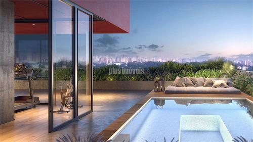 Excelente Apartamento Em Cerqueira Cesar - Pj52557