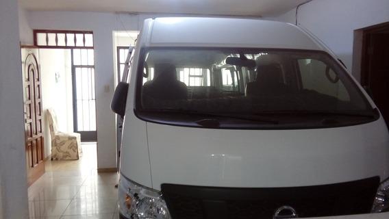 Nissan Urvan Nv350 Techo Alto 16 Asientos