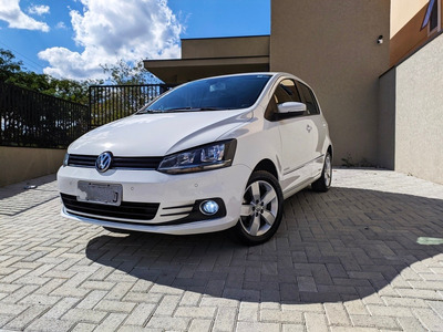 Volkswagen Fox 2017 1.6 16v Msi Highline Total Flex 5p