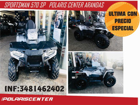 Sportsman Touring 570 2019 Gris