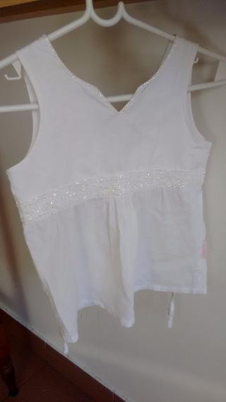 Musculosa Blusa Camisa Nena Cheeky Talle 6