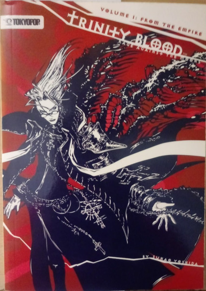 Trinity Blood - Rage Against The Moons - Vol. 1