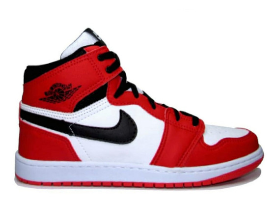Bota Basquete Jordan 1 Chicago Retro High
