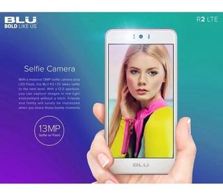 Blu R2 R0171 Dual Sim 4g Lte Tela 5.2 Hd 32gb/3gb 13/13mp