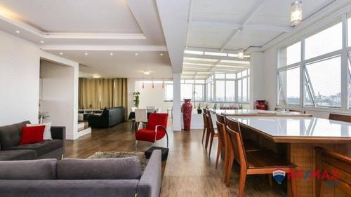 Cobertura Com 4 Dormitórios À Venda, 185 M² Por R$ 2.100.000,00 - Vila Leopoldina - São Paulo/sp - Co1479