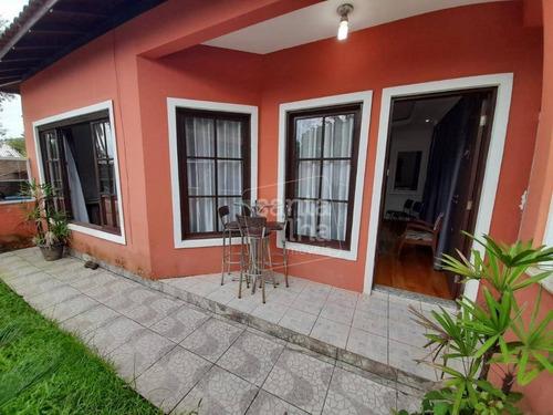 Casa Com 3 Dormitórios À Venda, 300 M² - Ribeirão Da Ilha - Florianópolis/sc - Ca2816