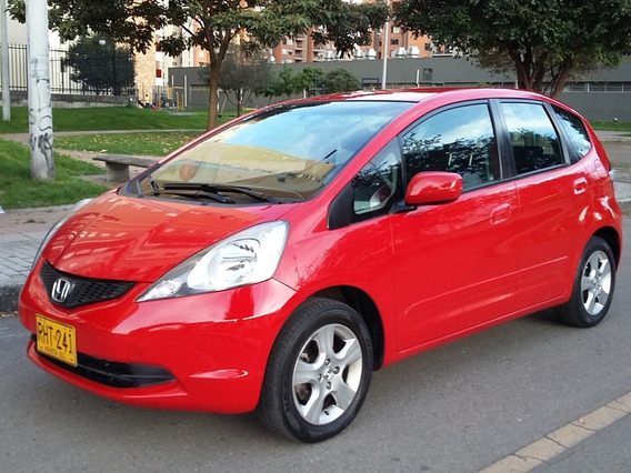 Hermoso Honda Fit Lx Fe Automatico