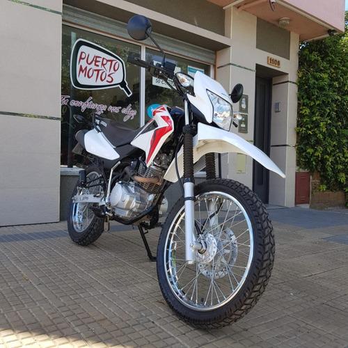 Honda Xr 150 L 0km 2021 Puertomotos