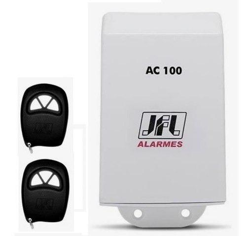 Receptor 110`220 Para Automação Ac100 Jfl Com 02 Txr4 - Full