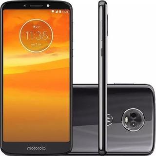 Smartphone Motorola Moto E5 Plus Xt1924 32gb + 3 Brindes M