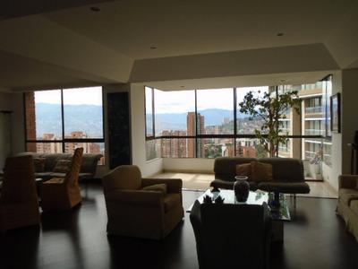 Apartamento En Venta Los Balsos 899-214