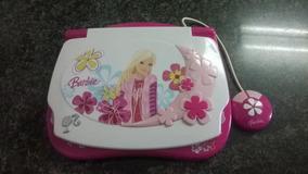 Lapto Barbie De Juguete Para Niña