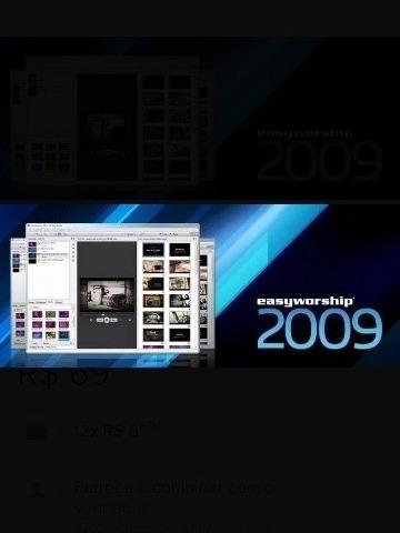 Easyworship 2007/2009 Completo Com Bíblia