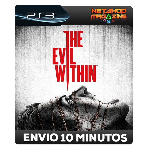 The Evil Within - Psn Ps3 - Envio Imediato