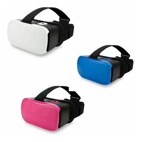 Lentes 3d Realidad Virtual Para Smartphone (tienda) Cod 1286