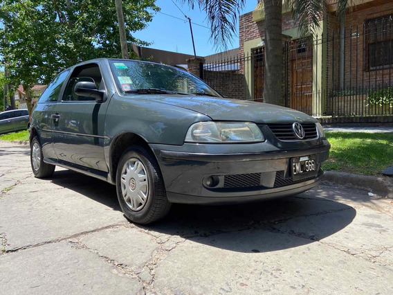 Volkswagen Gol 1.6 Mi Deejay 2004
