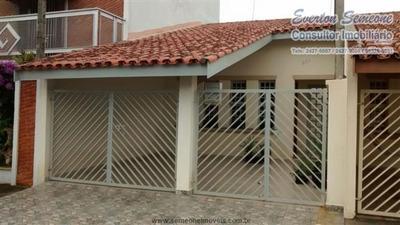 Casas À Venda Em Atibaia/sp - Compre A Sua Casa Aqui! - 1411789