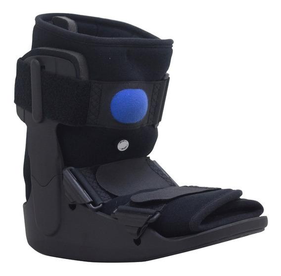 Ferula Bota Corta Walker Para Tobillo Válvula Aire Neumática