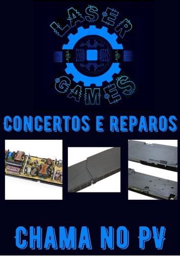 Imagem 1 de 5 de Concertos E Reparos De Games