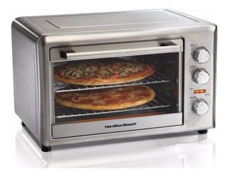 Horno Pizza Hamilton Beach Cocinar Pastel Asador Electrico