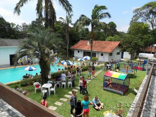 Chácara Residencial À Venda, Dos Finco, São Bernardo Do Campo - Ch0445. - Ch0445
