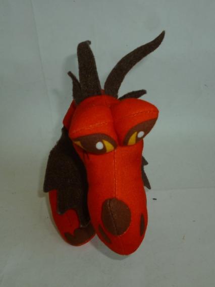 Pelúcia Dragão Dente De Anzol ( Monstruoso)
