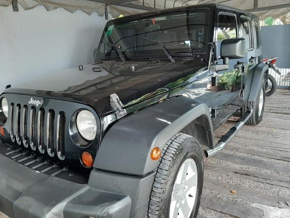Jeep Wrangler 3.8 Sport Mtx Unlimited 2008. V6. Solo 2dueños