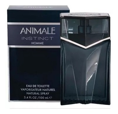 Original Pronta Entrega Animale Instinct For Men 100ml