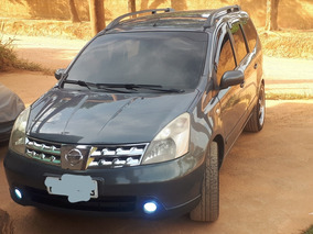 Nissan Grand Livina 1.8 Sl Flex Aut. 5p 2011