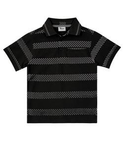 Camisa Polo Masculino Trick Nick - Cor Preto - 539