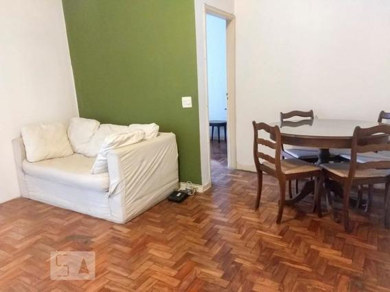 Apartamento No 10º Andar Mobiliado Com 2 Dormitórios E 1 Garagem - Id: 892937891 - 237891