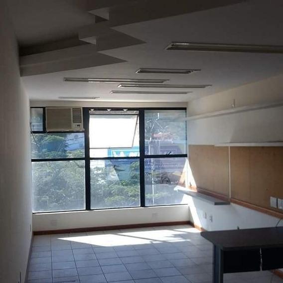 Sala Em Piratininga, Niterói/rj De 36m² À Venda Por R$ 130.000,00 - Sa323002