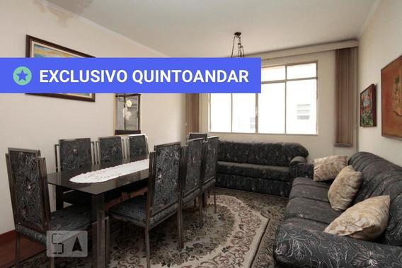 Apartamento No 1º Andar Mobiliado Com 2 Dormitórios E 1 Garagem - Id: 892976969 - 276969